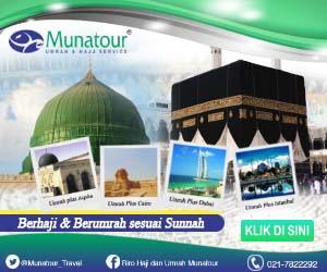 Munatour - Haji dan Umrah Sesuai Sunnahi